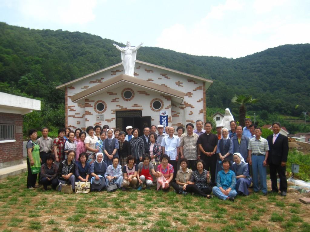 남산공소 설립 제45주년 공소의 날 행사